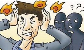呈现焦虑症的症状有哪些?