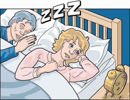导致晚上睡不着的要素有哪些?