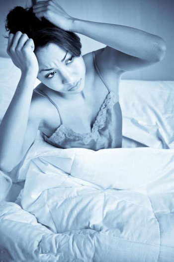高考生晚上睡不着应该怎样做?
