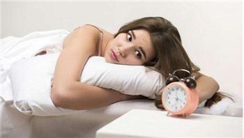 睡眠障碍会有哪些相关症状